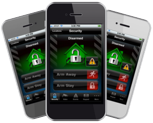 security systems mobile